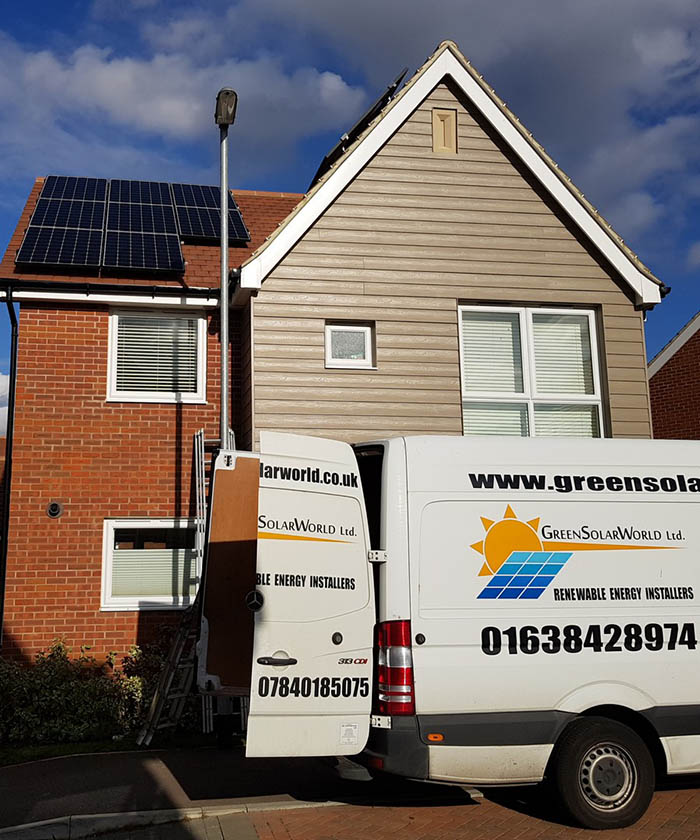 Cambridge Solar Panels Air Heat Pumps Renewable Energy Green