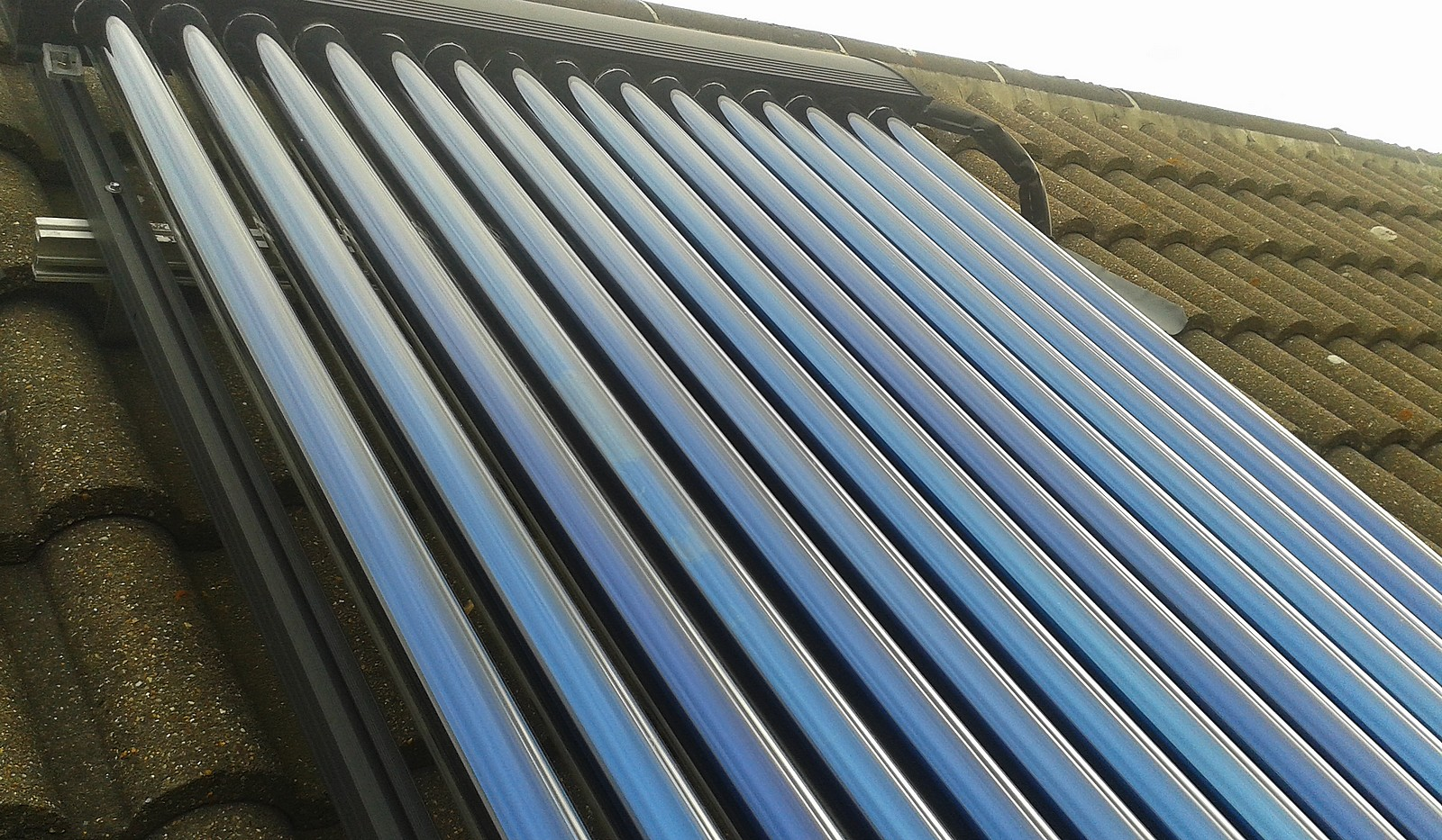 Green Solar World | The benefits of using a solar water heating system